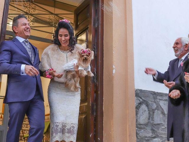 La boda de Antonio y Liamare en Monachil, Granada 55
