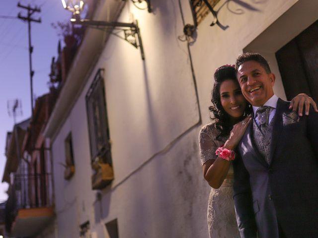 La boda de Antonio y Liamare en Monachil, Granada 57