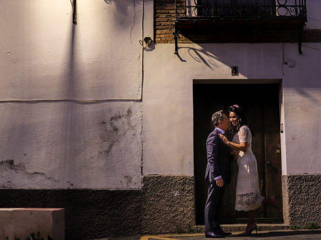 La boda de Antonio y Liamare en Monachil, Granada 58