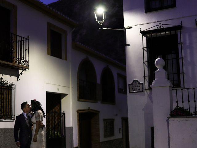 La boda de Antonio y Liamare en Monachil, Granada 59