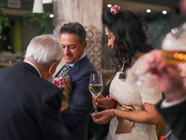 La boda de Antonio y Liamare en Monachil, Granada 65