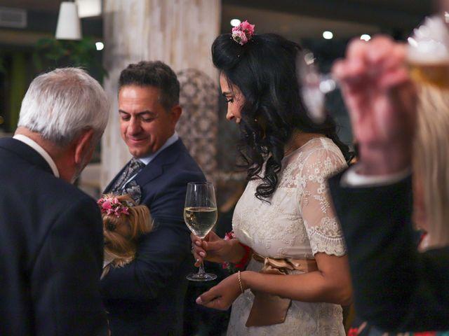 La boda de Antonio y Liamare en Monachil, Granada 66