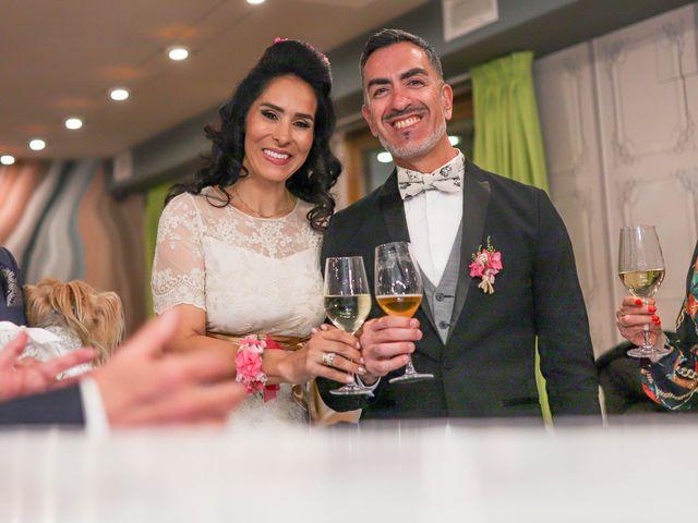 La boda de Antonio y Liamare en Monachil, Granada 69