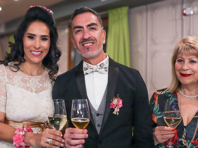 La boda de Antonio y Liamare en Monachil, Granada 70
