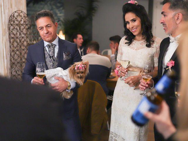 La boda de Antonio y Liamare en Monachil, Granada 73