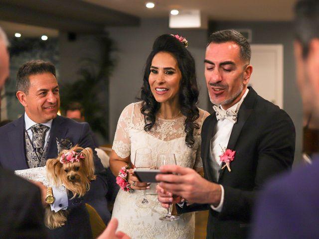 La boda de Antonio y Liamare en Monachil, Granada 79