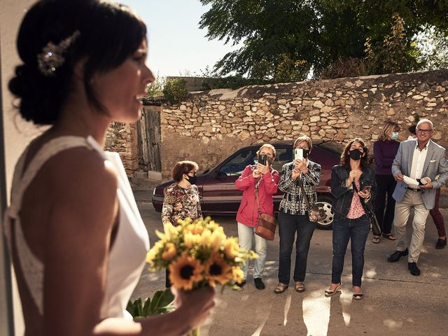 La boda de Ramón y Eva en Traiguera, Castellón 28