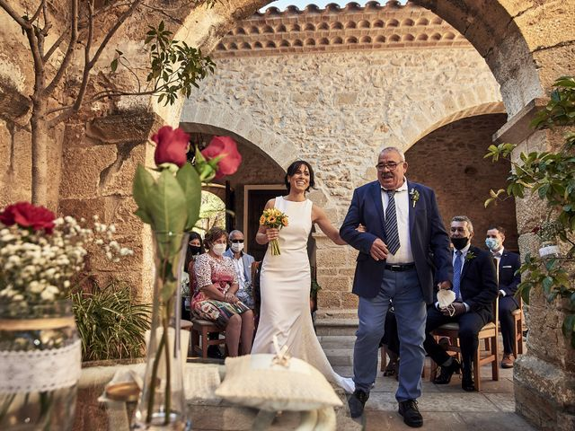 La boda de Ramón y Eva en Traiguera, Castellón 32