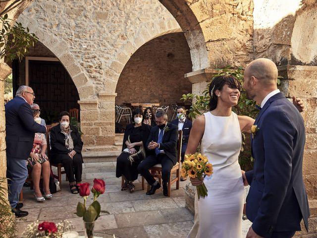 La boda de Ramón y Eva en Traiguera, Castellón 33