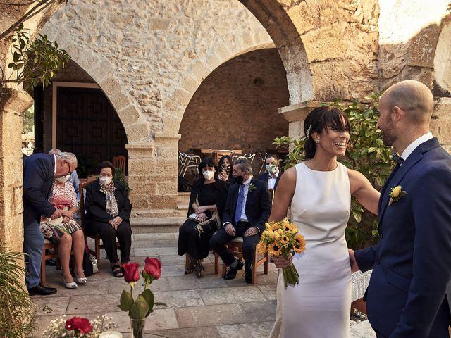 La boda de Ramón y Eva en Traiguera, Castellón 34