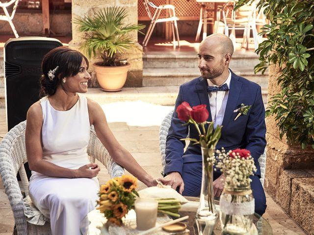 La boda de Ramón y Eva en Traiguera, Castellón 48