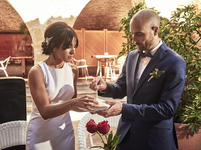 La boda de Ramón y Eva en Traiguera, Castellón 49