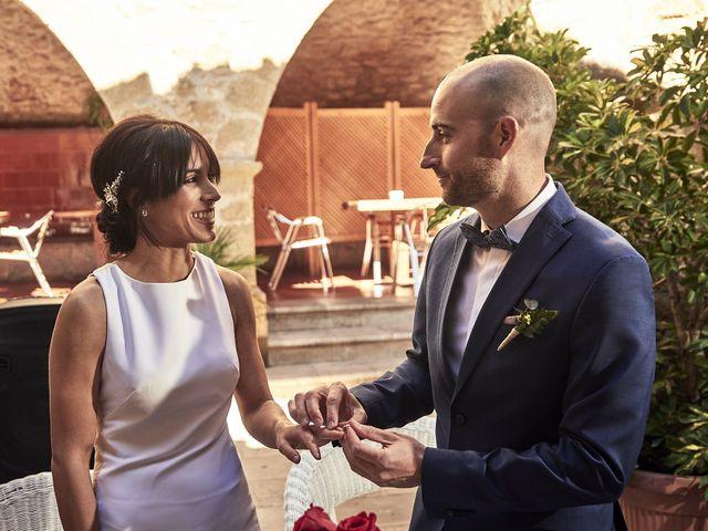 La boda de Ramón y Eva en Traiguera, Castellón 51