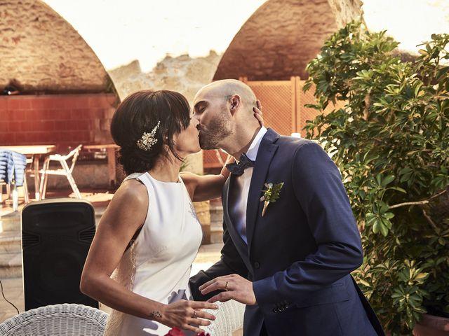 La boda de Ramón y Eva en Traiguera, Castellón 54