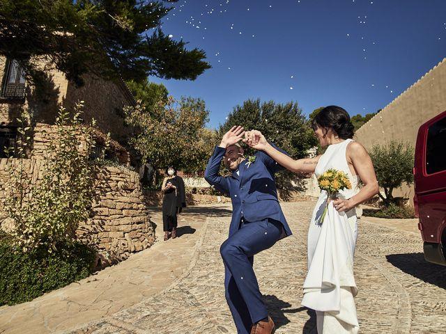 La boda de Ramón y Eva en Traiguera, Castellón 60