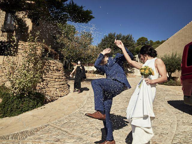 La boda de Ramón y Eva en Traiguera, Castellón 61