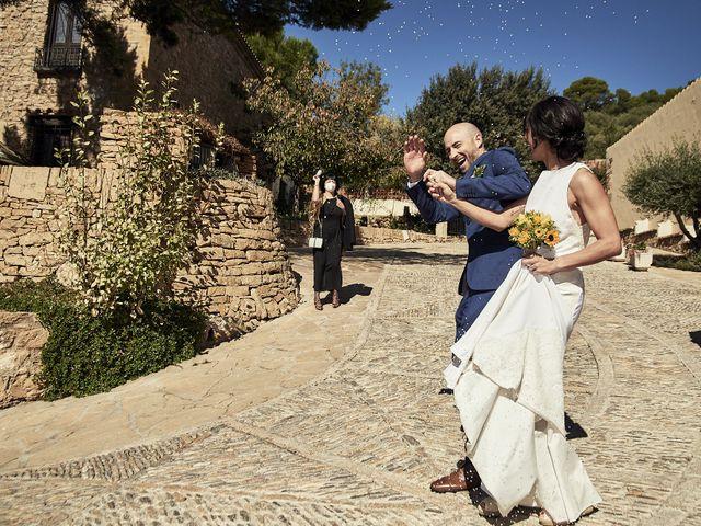 La boda de Ramón y Eva en Traiguera, Castellón 62