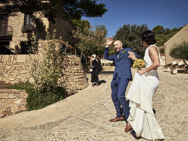 La boda de Ramón y Eva en Traiguera, Castellón 63