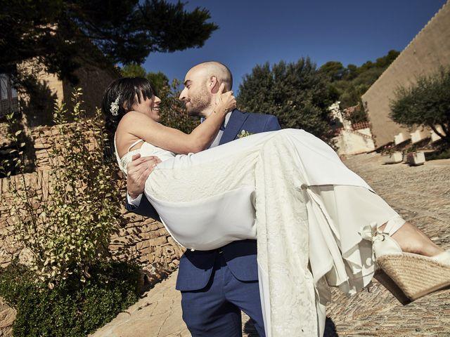 La boda de Ramón y Eva en Traiguera, Castellón 65
