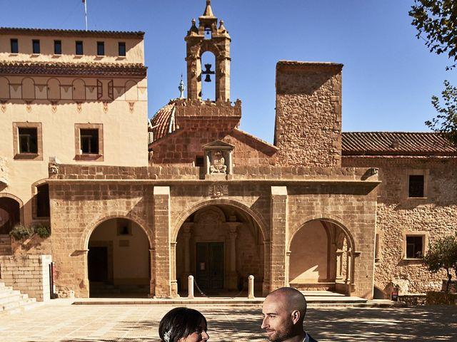 La boda de Ramón y Eva en Traiguera, Castellón 66