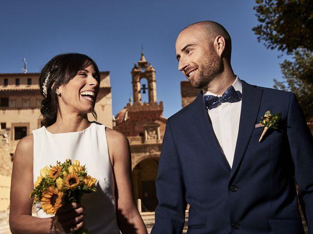 La boda de Ramón y Eva en Traiguera, Castellón 1
