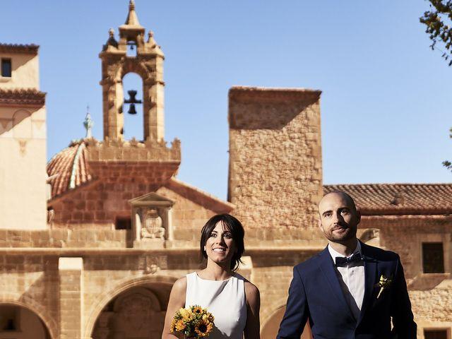 La boda de Ramón y Eva en Traiguera, Castellón 67