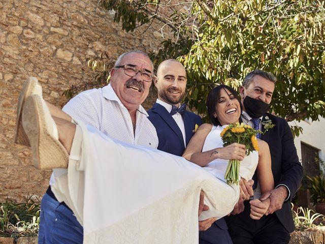 La boda de Ramón y Eva en Traiguera, Castellón 77