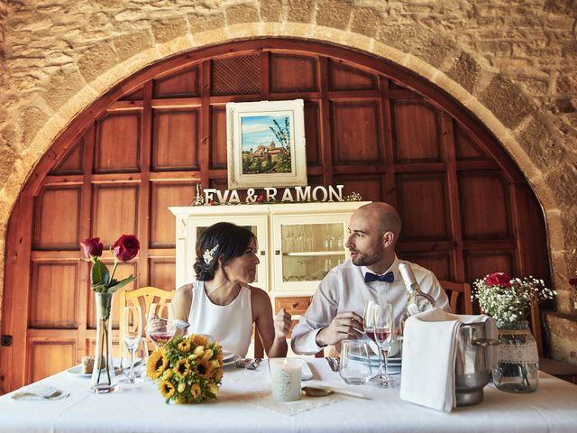 La boda de Ramón y Eva en Traiguera, Castellón 78