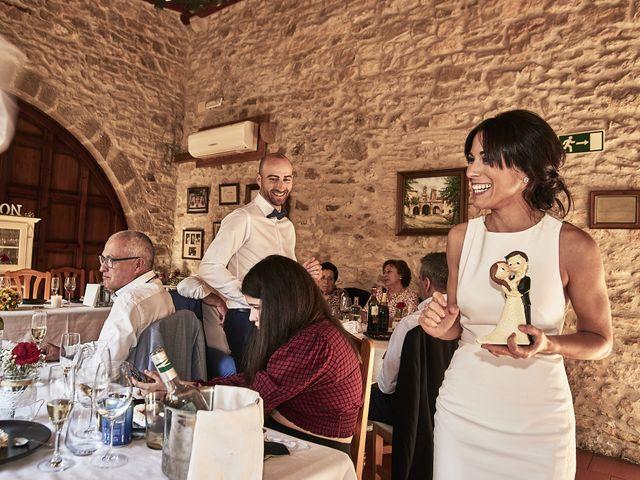 La boda de Ramón y Eva en Traiguera, Castellón 88