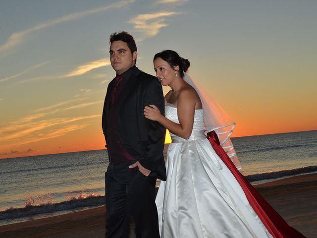 La boda de Sergio y Libertad en Daimiel, Ciudad Real 1