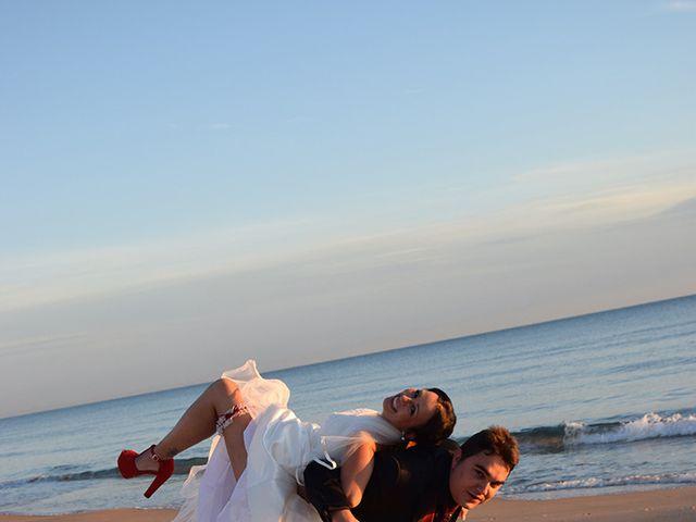 La boda de Sergio y Libertad en Daimiel, Ciudad Real 3