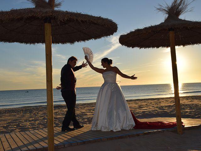La boda de Sergio y Libertad en Daimiel, Ciudad Real 2