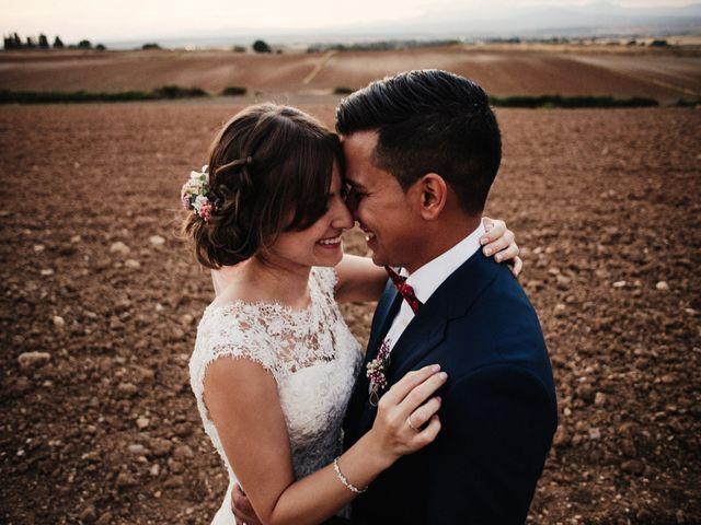 La boda de Jefferson y Ana en Algete, Madrid 6