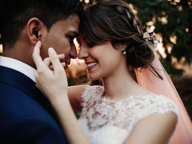 La boda de Jefferson y Ana en Algete, Madrid 10