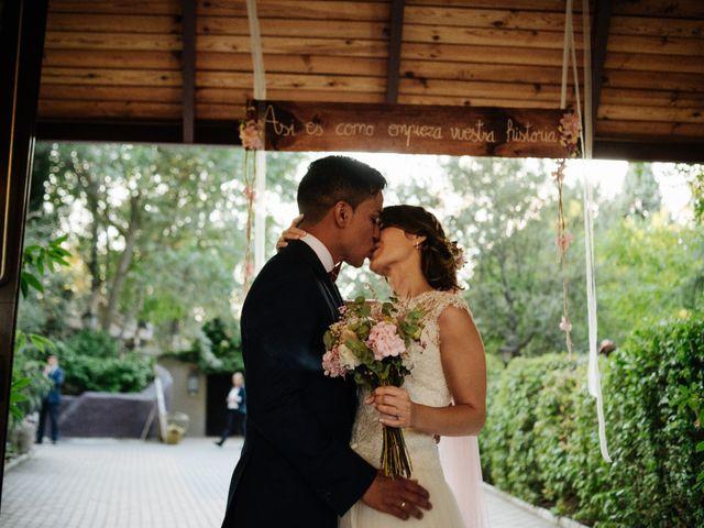 La boda de Ana y Jefferson