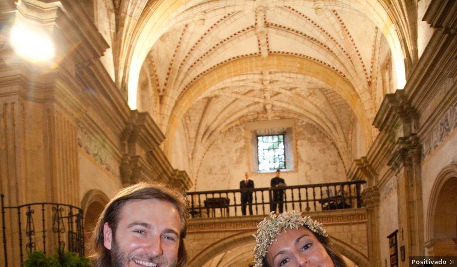 La boda de Anton y Kiti en Meres (Siero), Asturias