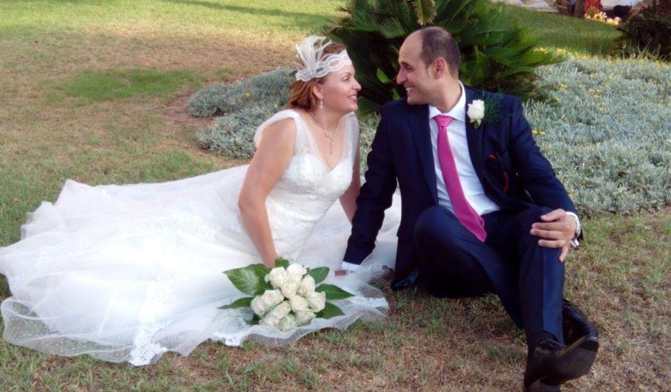 La boda de Miguel Ángel  y Maite  en Roquetas De Mar, Almería