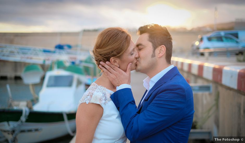 La boda de Sergio y Judit en Arenys De Mar, Barcelona
