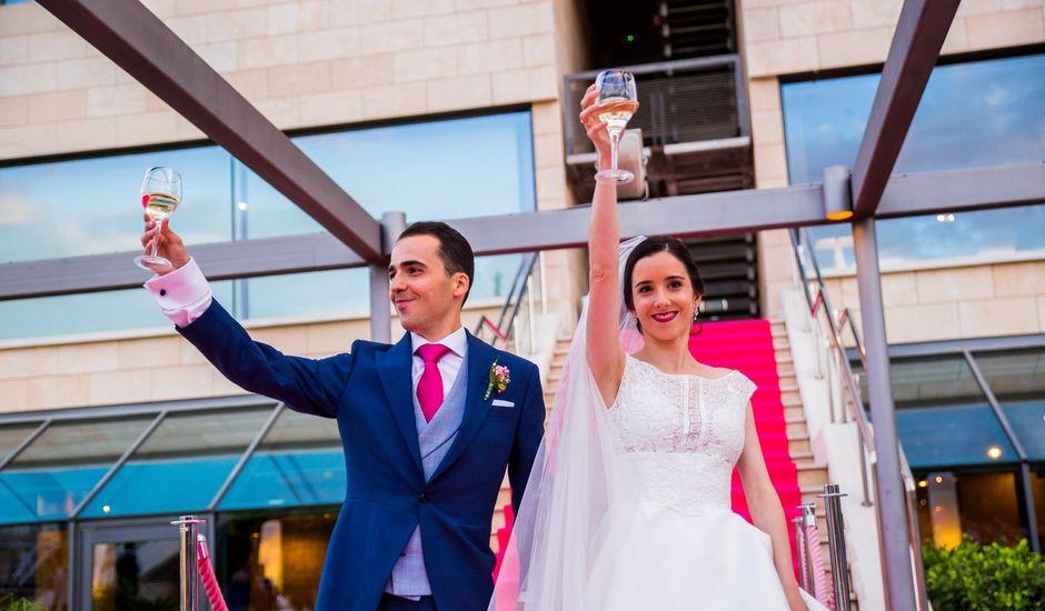 La boda de Jesús  y Ana en Murcia, Murcia