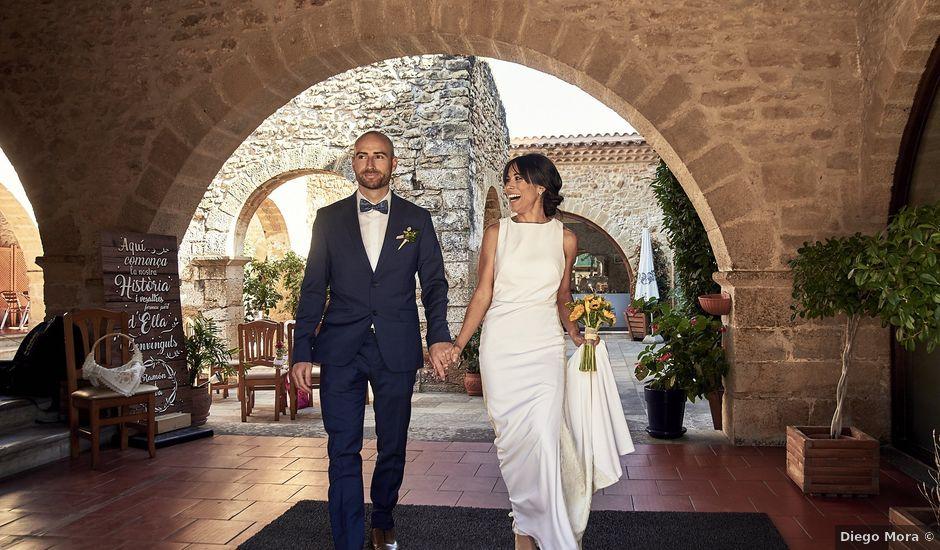 La boda de Ramón y Eva en Traiguera, Castellón