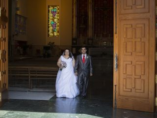 La boda de Pedro y Marta