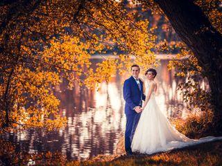 La boda de Cristina y Ion 1