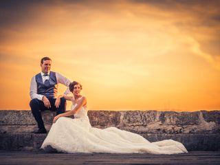 La boda de Cristina y Ion