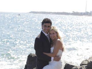 La boda de Mònica y Àlex
