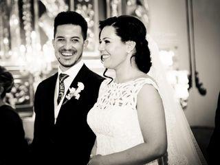 La boda de Fernando y Sandra