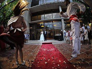 La boda de Miriam y Julen 1