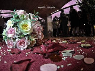 La boda de Miriam y Julen 2