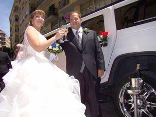 La boda de Raquel  y Sergio  2