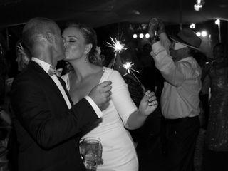 La boda de Gema y Ludovic