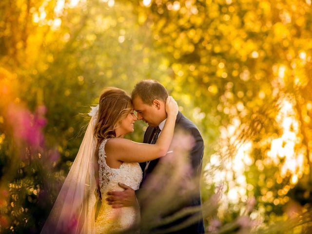 La boda de Sheila y Alfonso